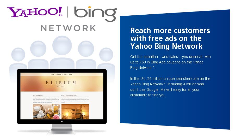 1&1 Web Hosting Marketing