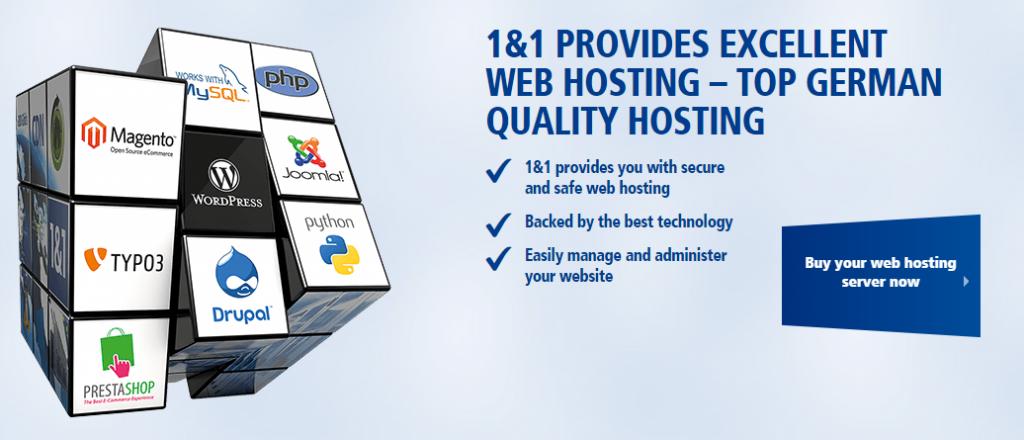 1&1 Web Hosting