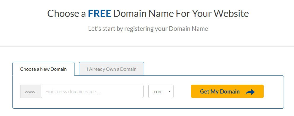 eHost Domain Name