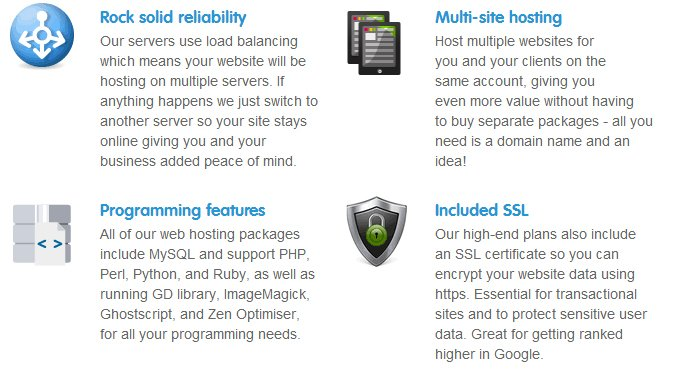 123-Reg Web Hosting Review - PERFORMANCE AND RELIABILITY