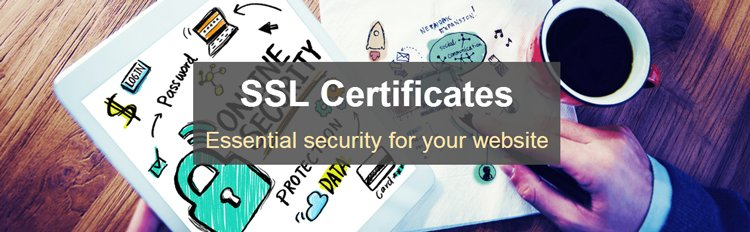 SSL Certificates from eUKhost