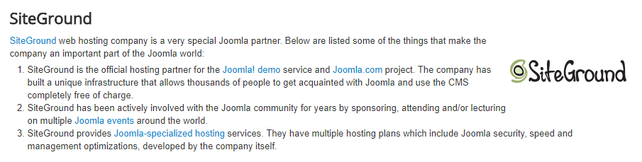 joomla-siteground