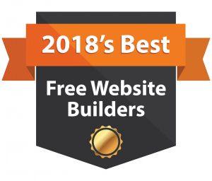 Best Free Website Builders of 2018