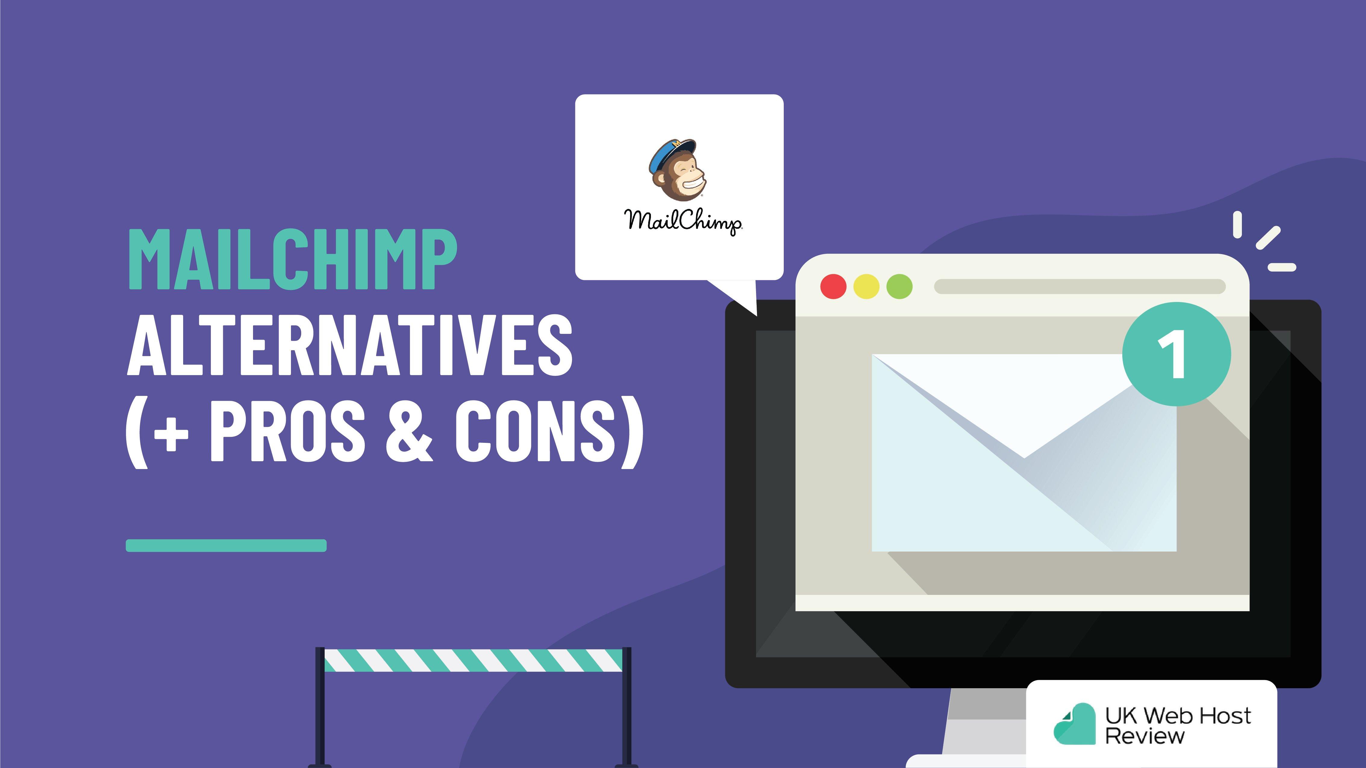 MailChimp Alternatives (+ Pros & Cons)