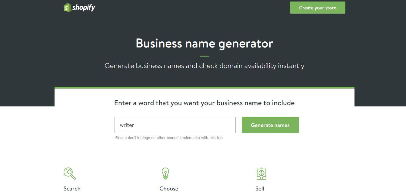 20+ Best Domain Name Generators (Get Instant Ideas for 2019)