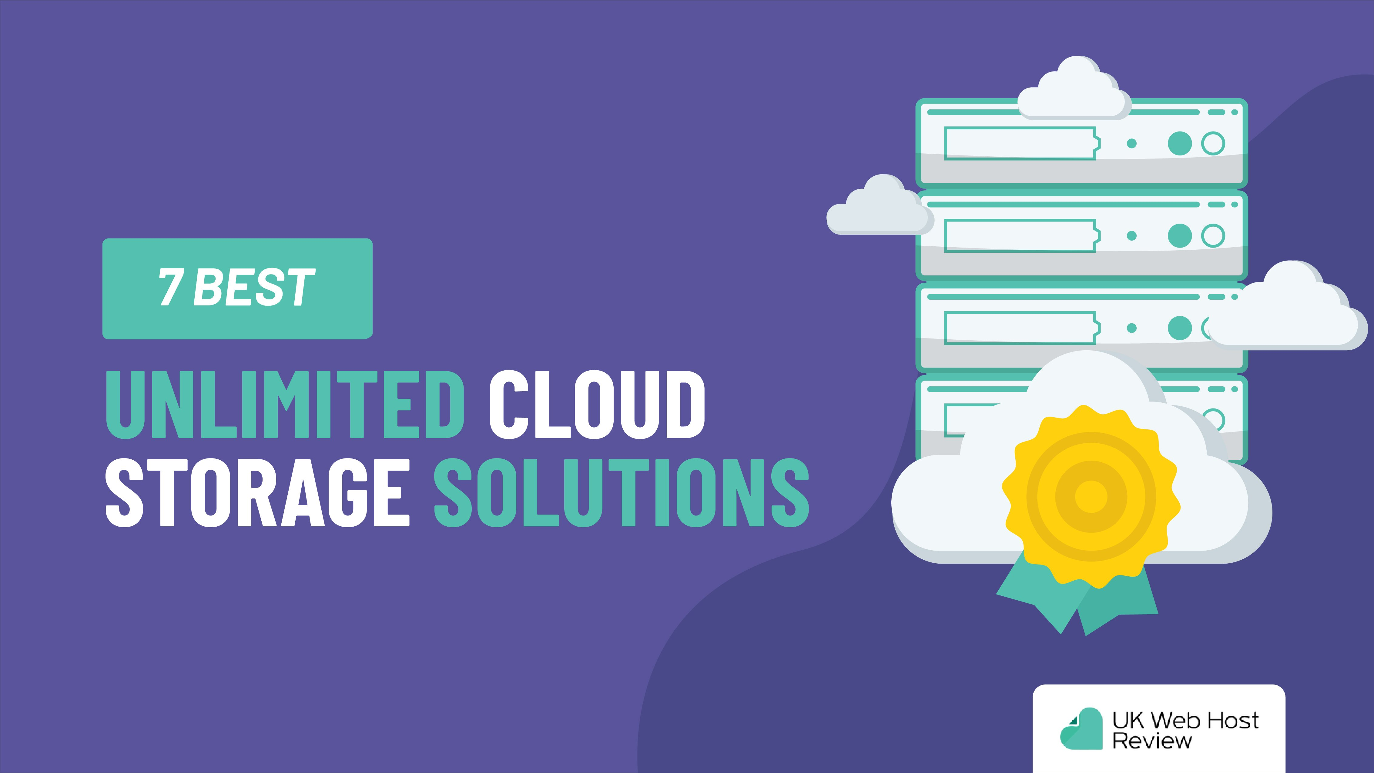 Best Unlimited Cloud Storage Solutions in 2021