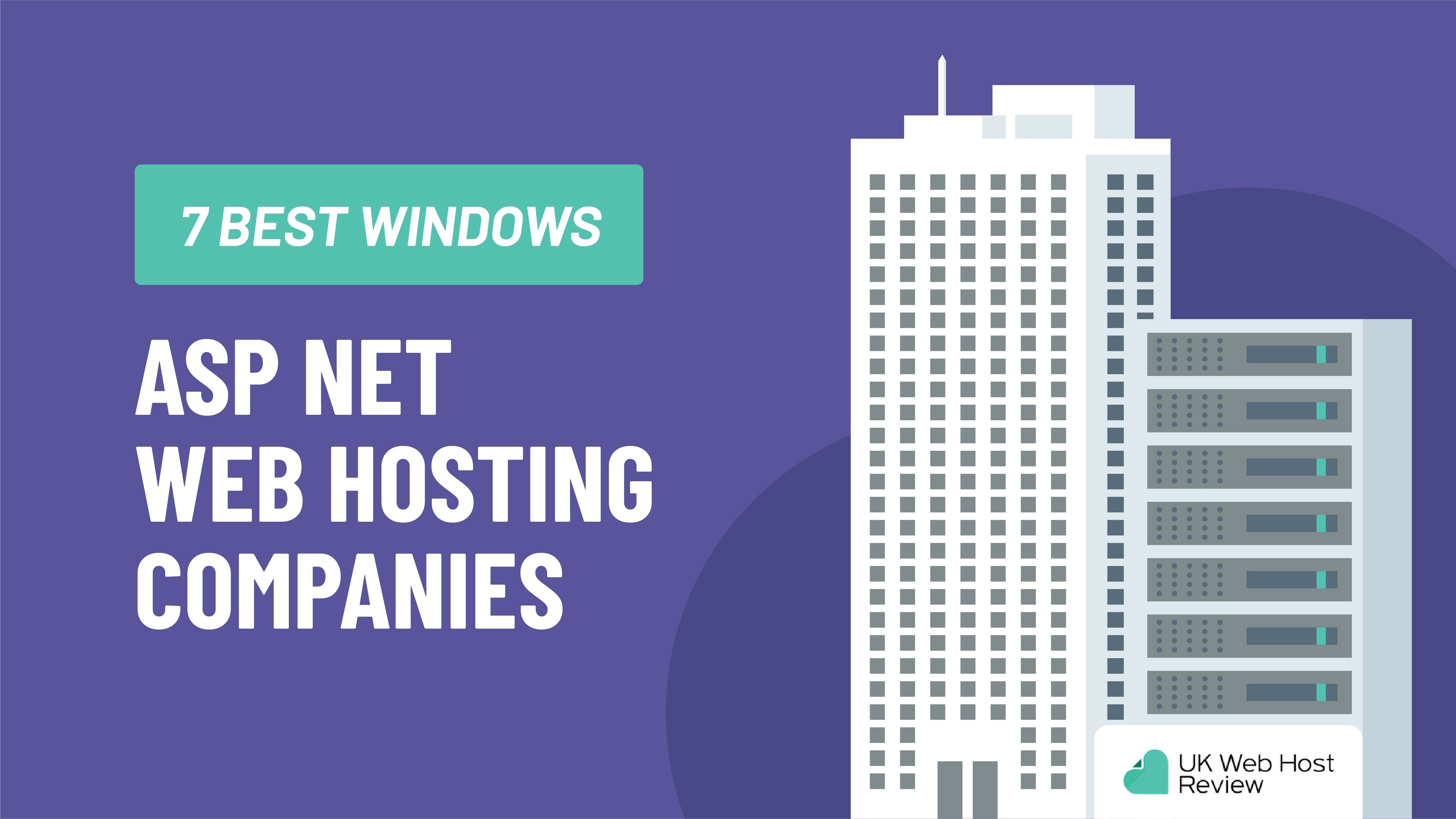 7 Best Windows Web Hosting Providers Compared