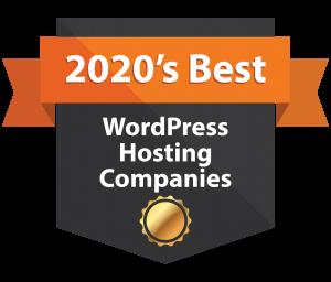 Best WordPress Hosting Companies of 2020