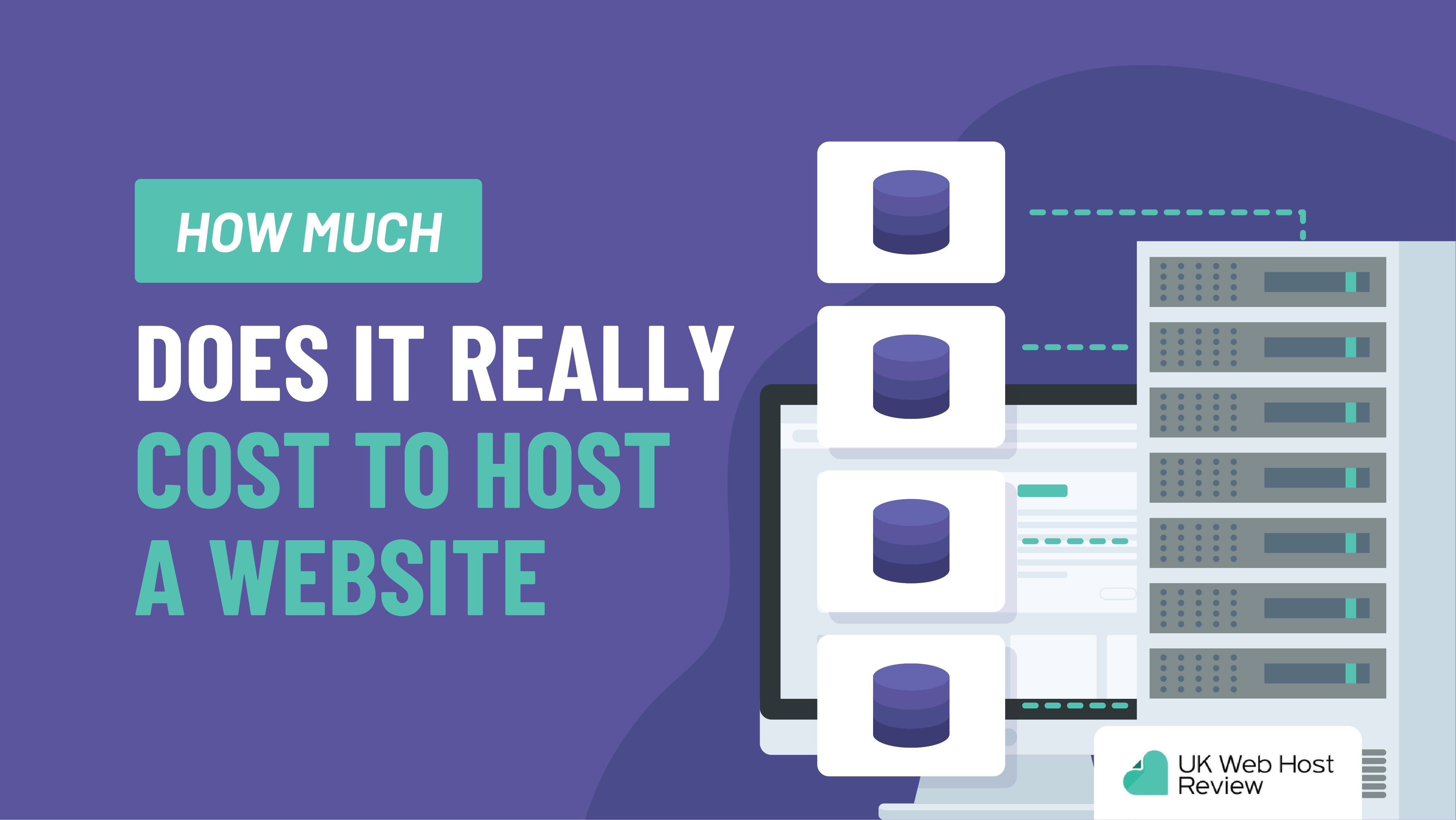 How Much Does it Really Cost to Host a Website?