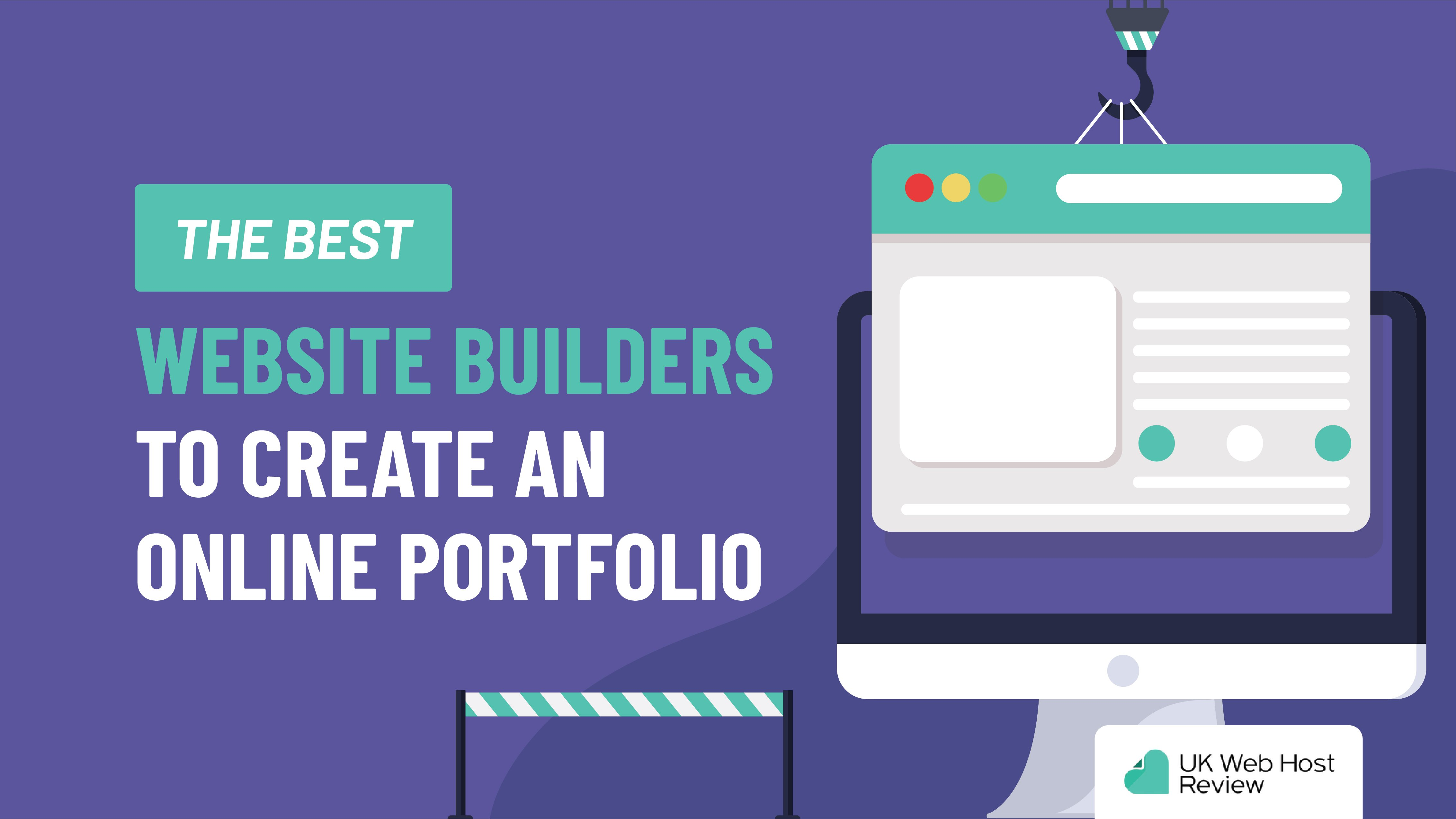 Best Website Builders to Create an Online Portfolio