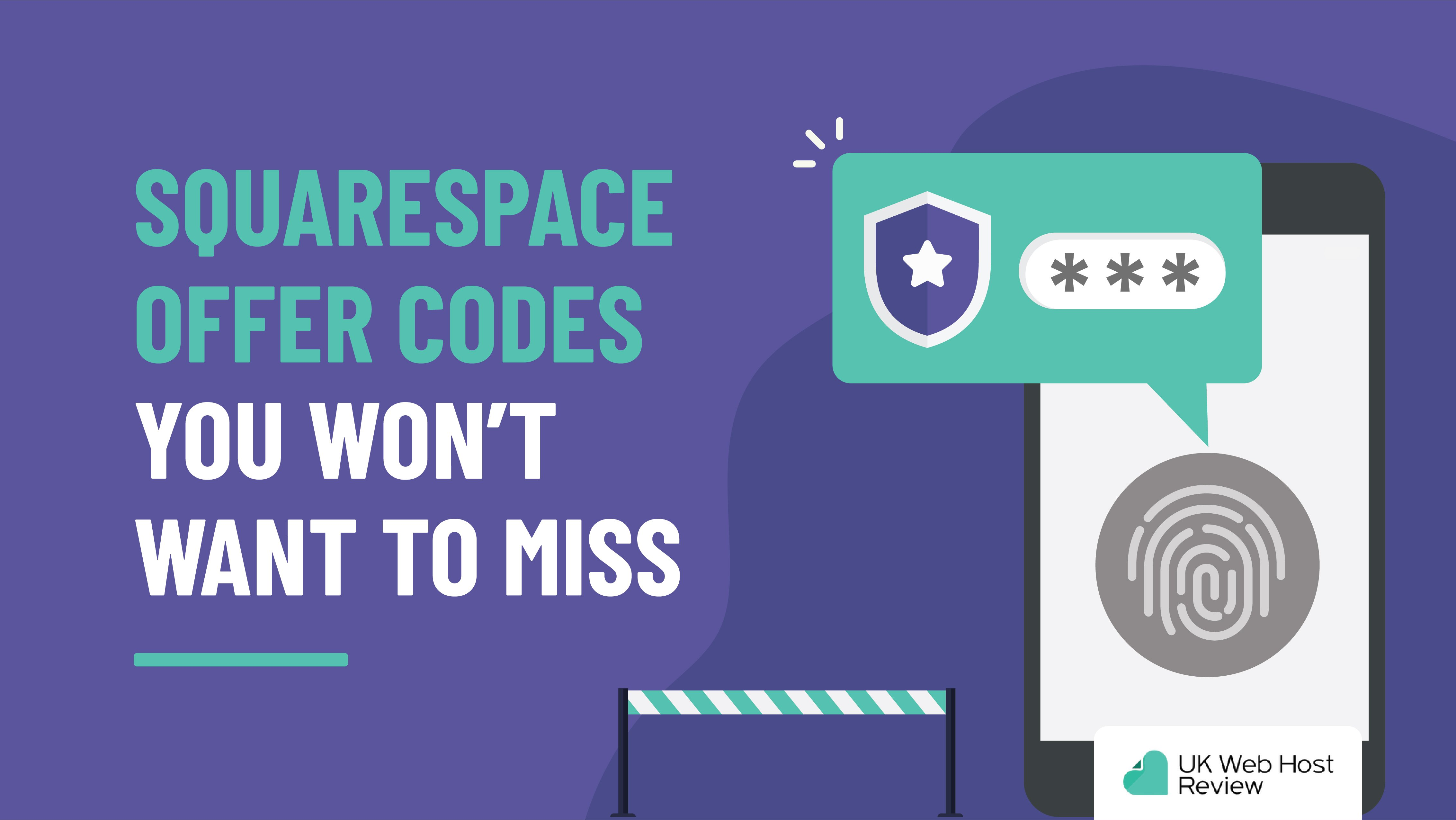 SquareSpace Offer Codes You Won't Want to Miss