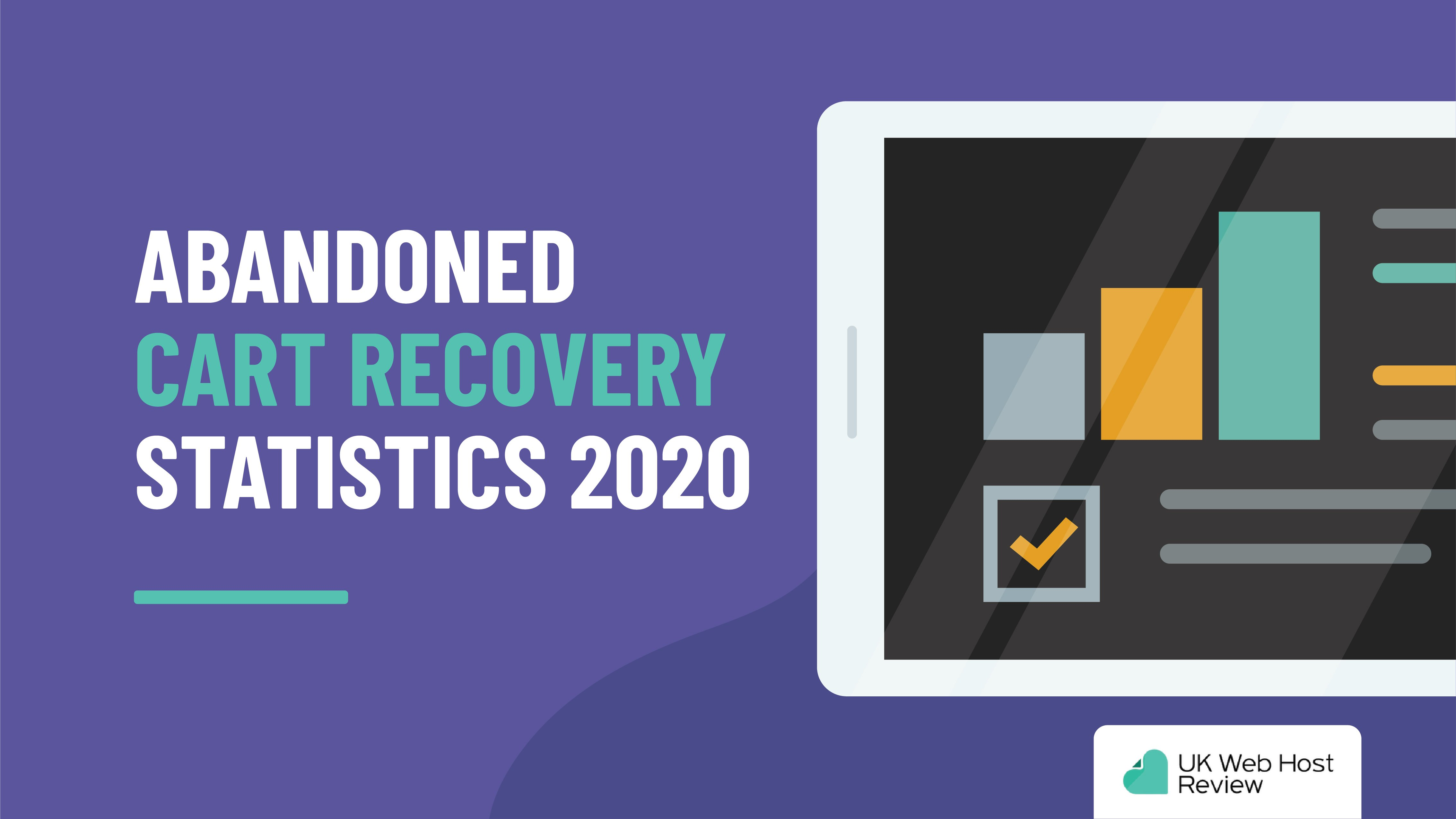 Abandoned Cart Recovery Statistics 2020