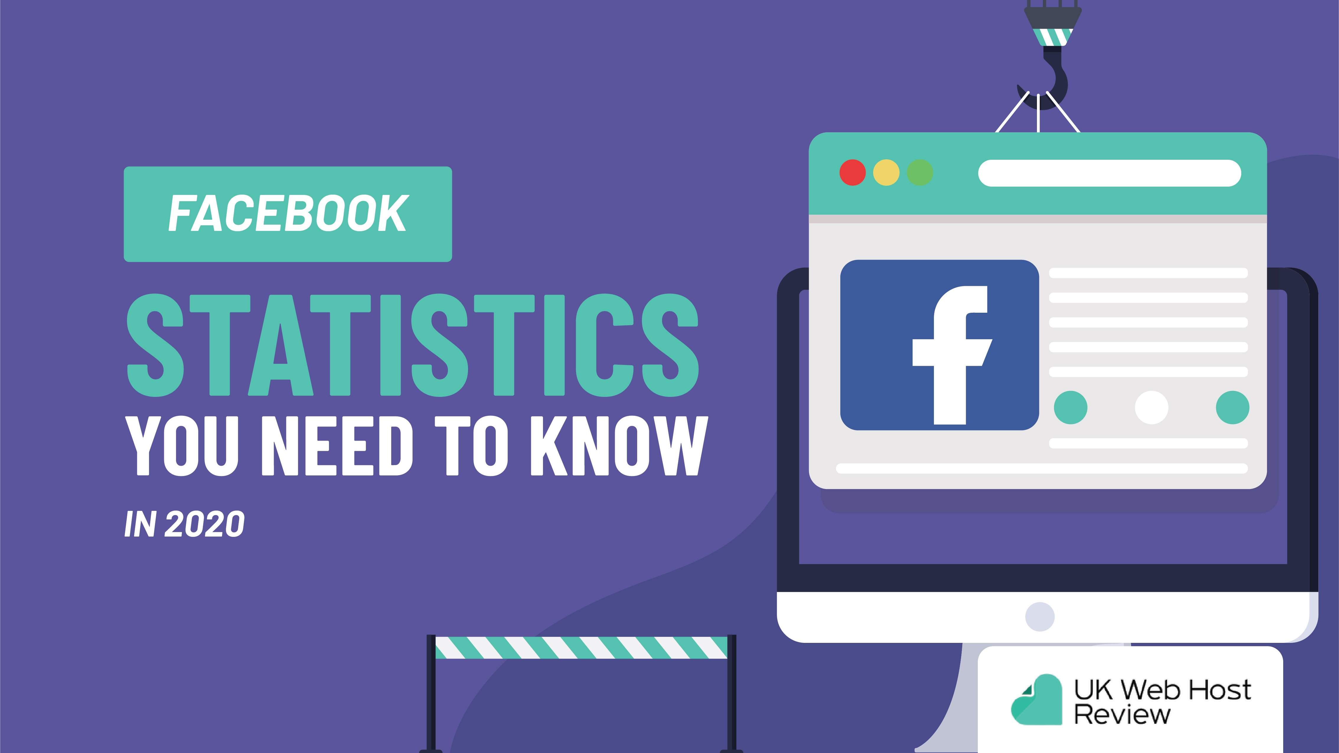 Facebook Statistics You Need to Know in 2021 [INFOGRAPHIC]