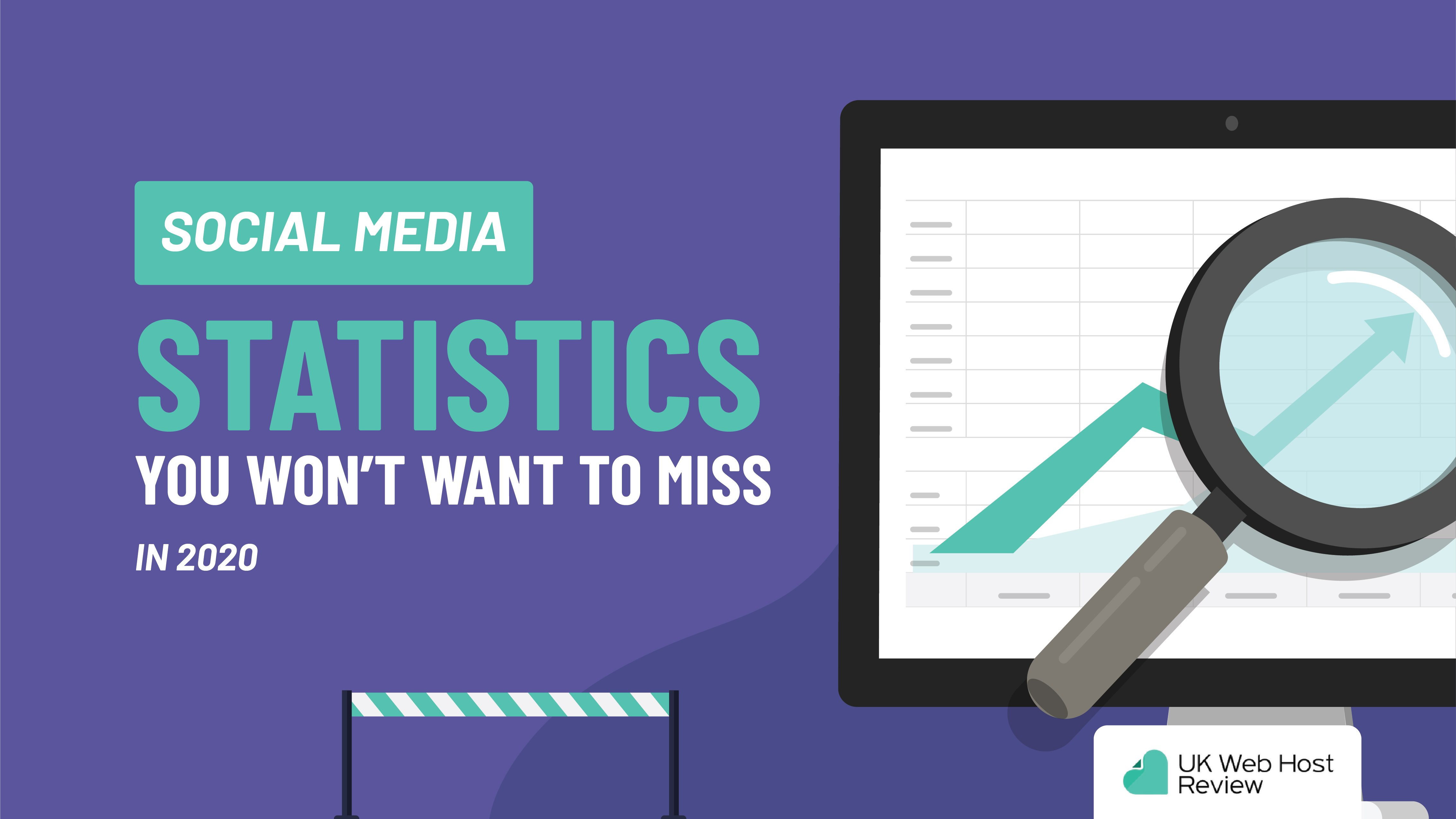Social Media Statistics You Won't Want to Miss in 2021