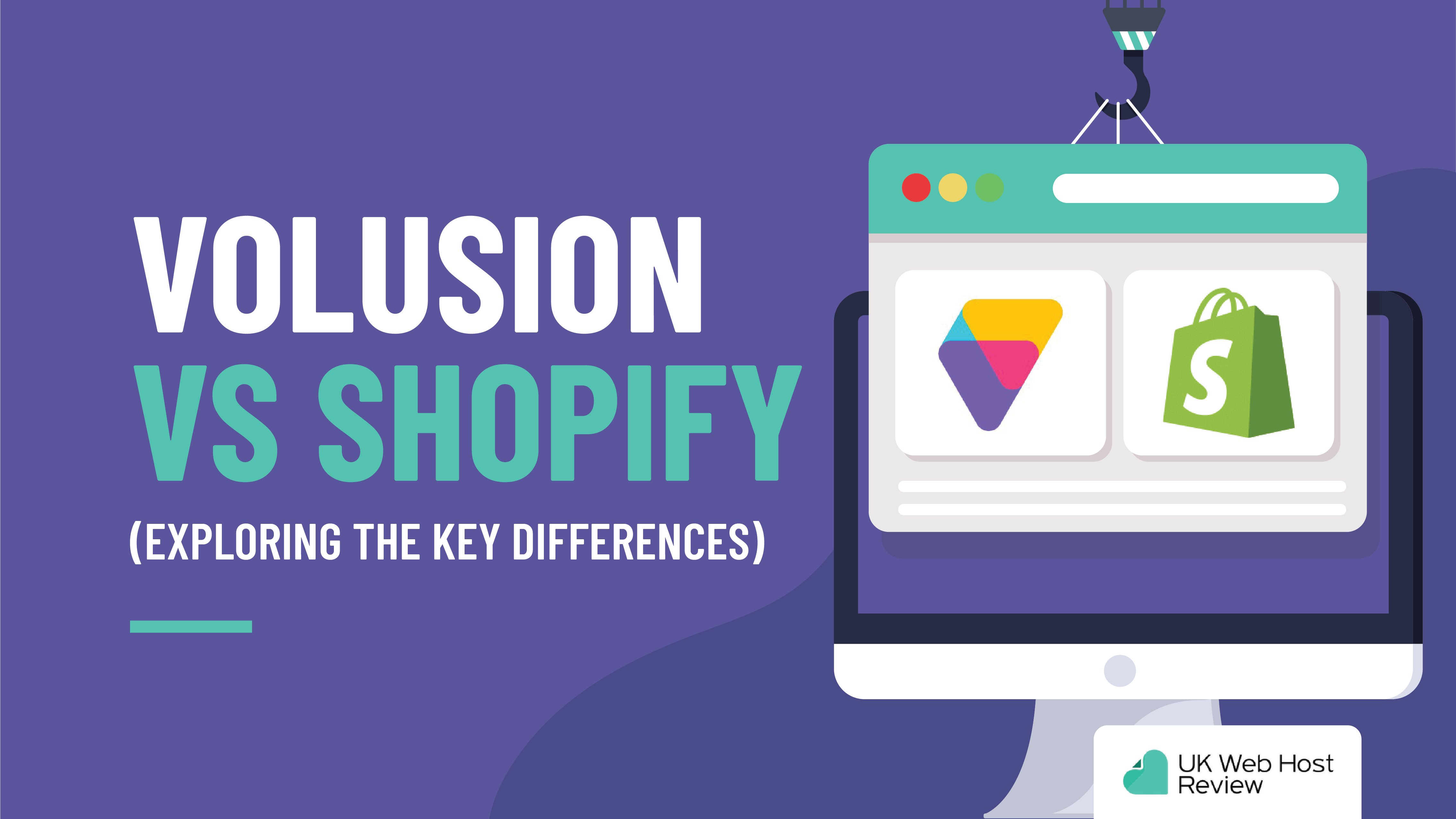 Volusion Vs Shopify (Exploring the Key Differences)