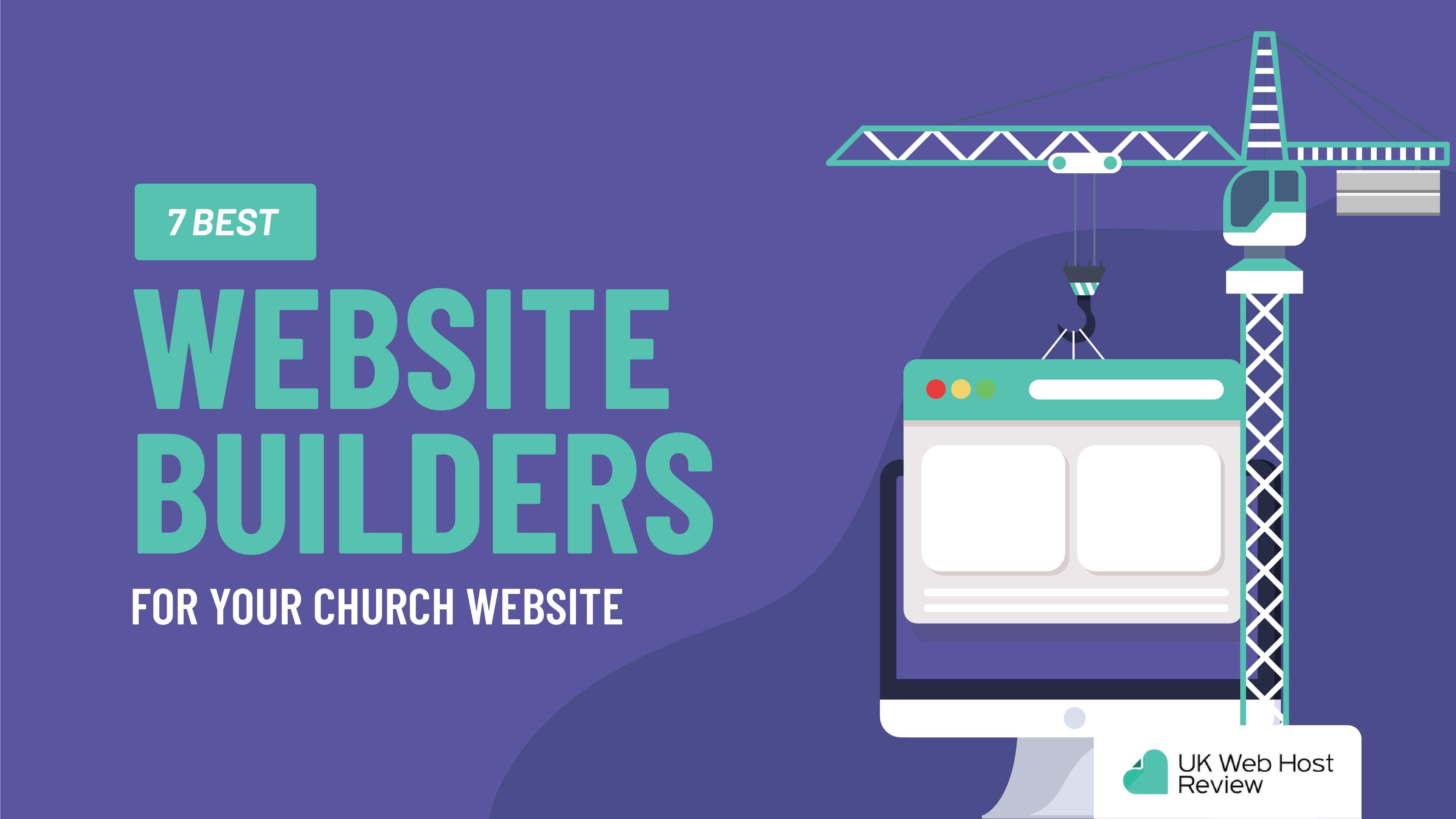 Church Website Builders Top 7 Review