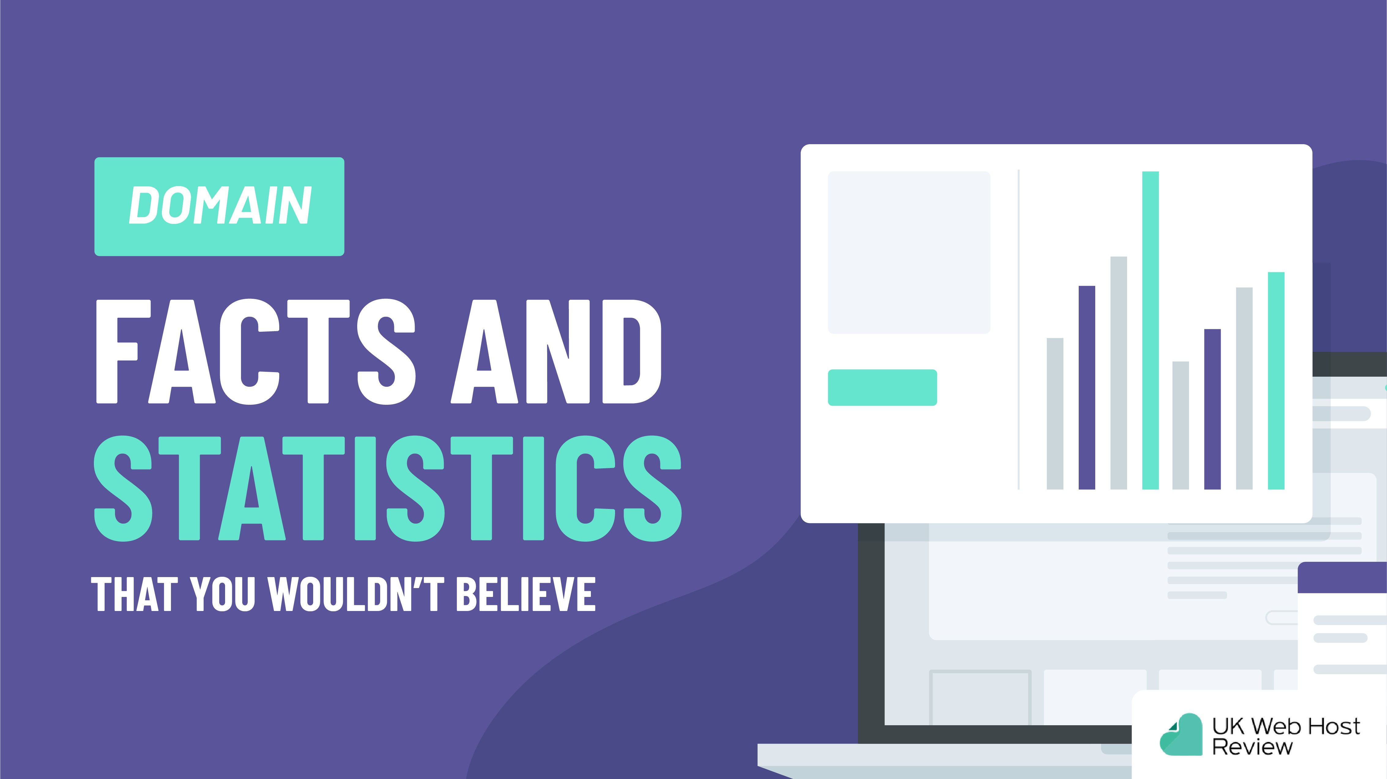 52 Domain Facts and Statistics That You Wouldn't Believe in 2021