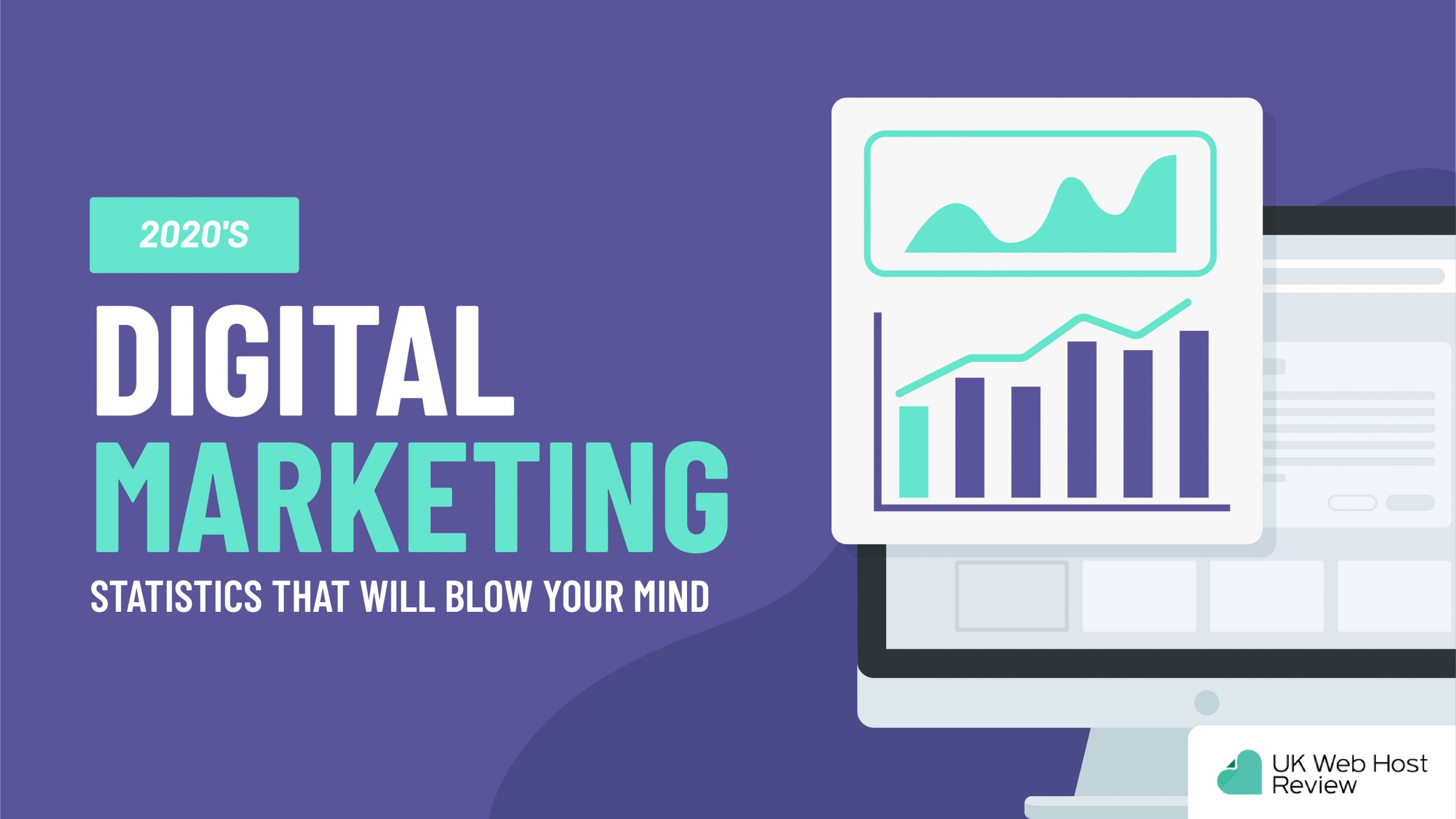 50+ of 2020's Digital Marketing Statistics that Will Blow Your Mind