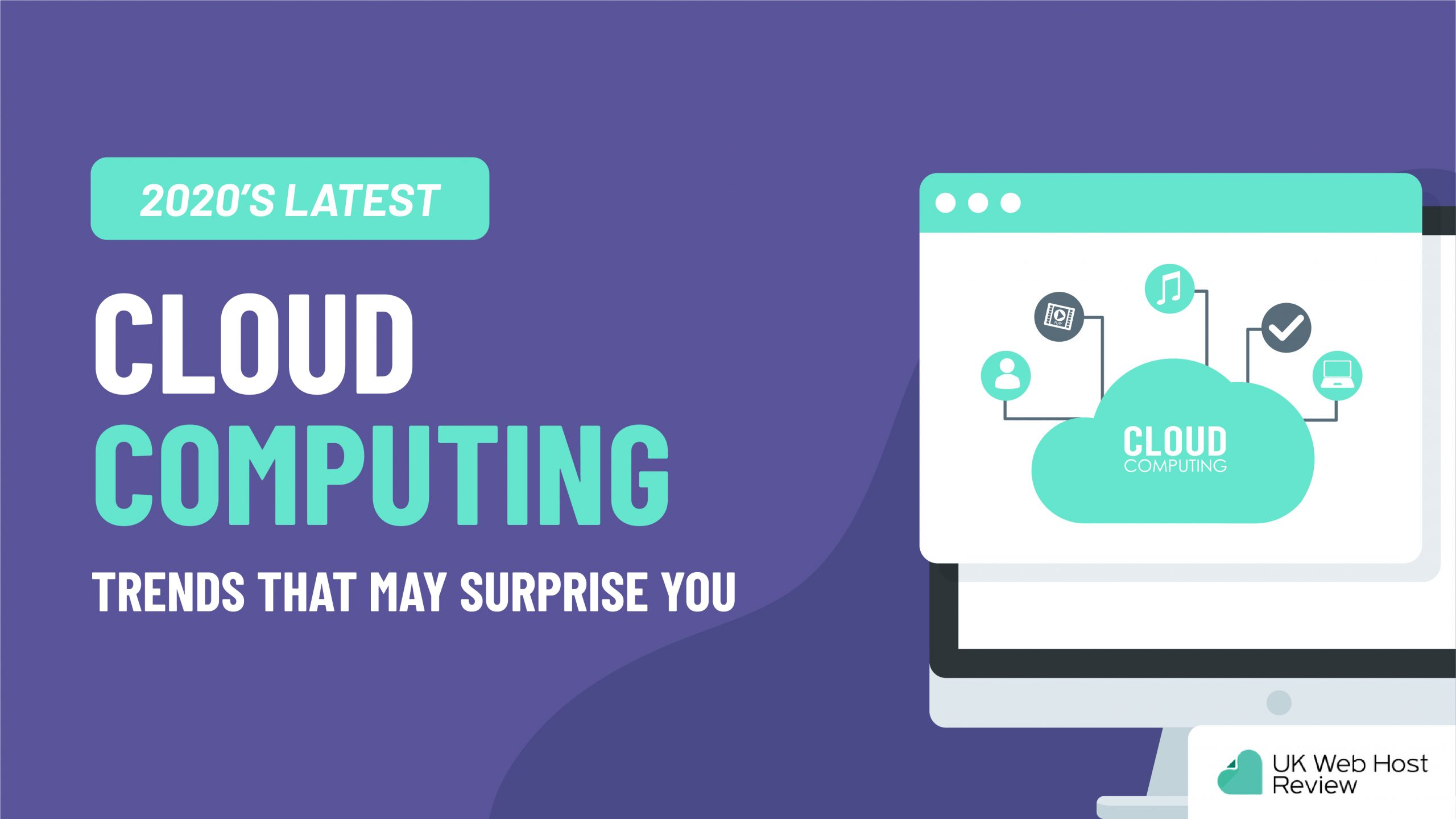 30+ of 2021's Latest Cloud Computing Trends that may Surprise You
