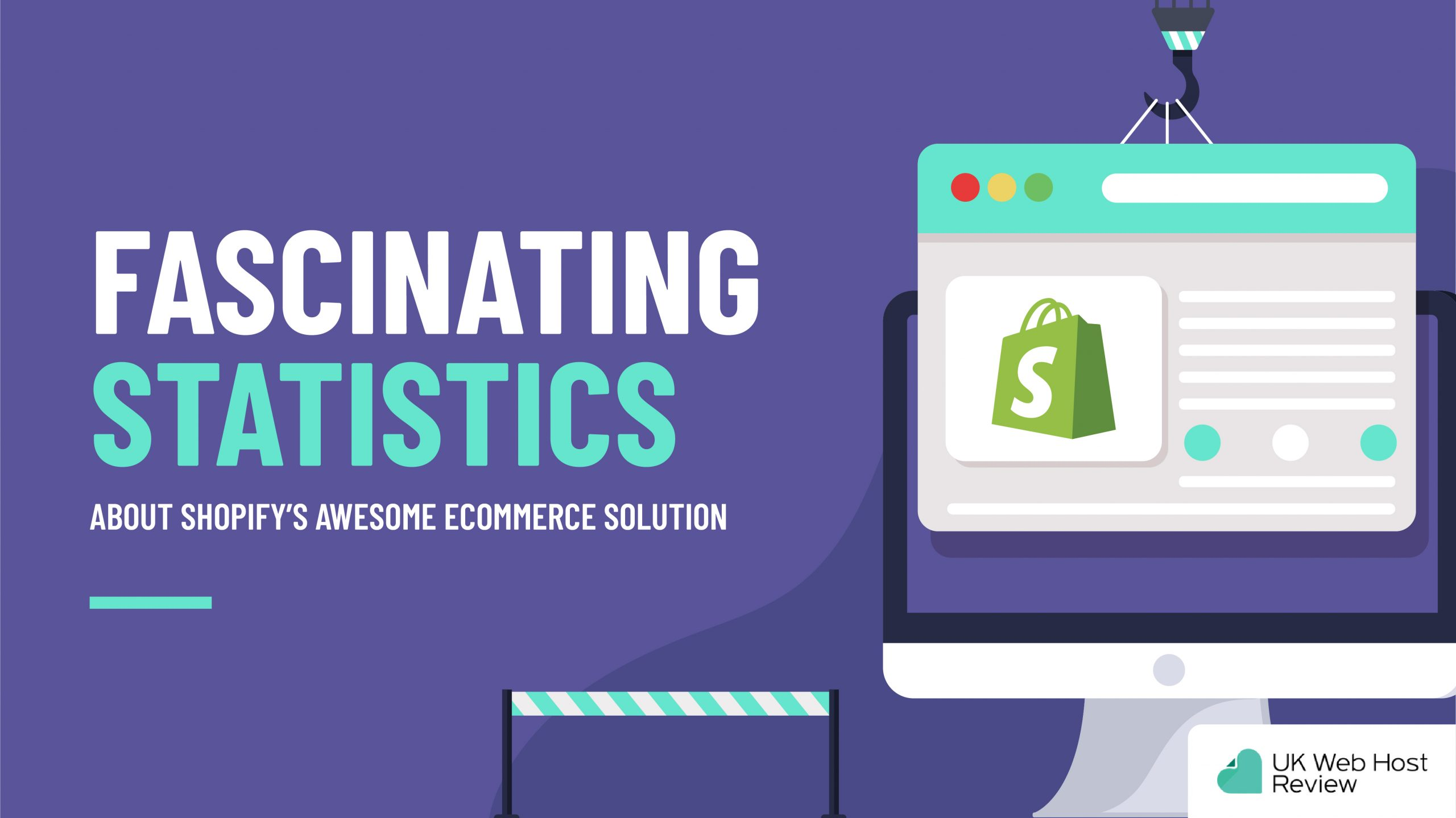 52 Fascinating Statistics about Shopify's Awesome eCommerce Solution