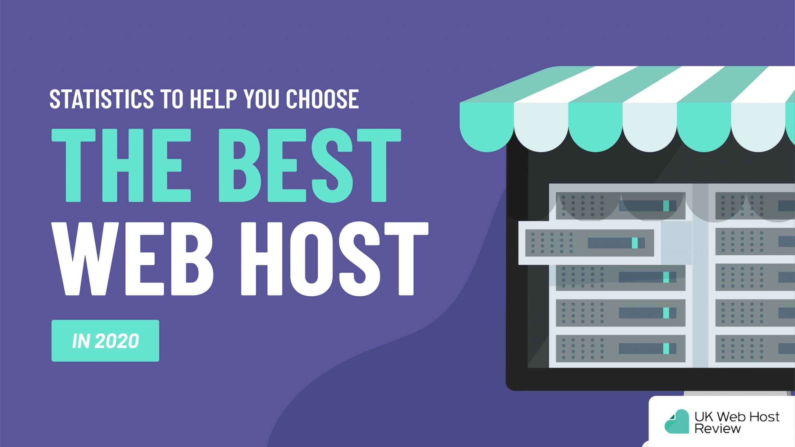 44 Statistics to Help You Choose the Best Web Host in 2021