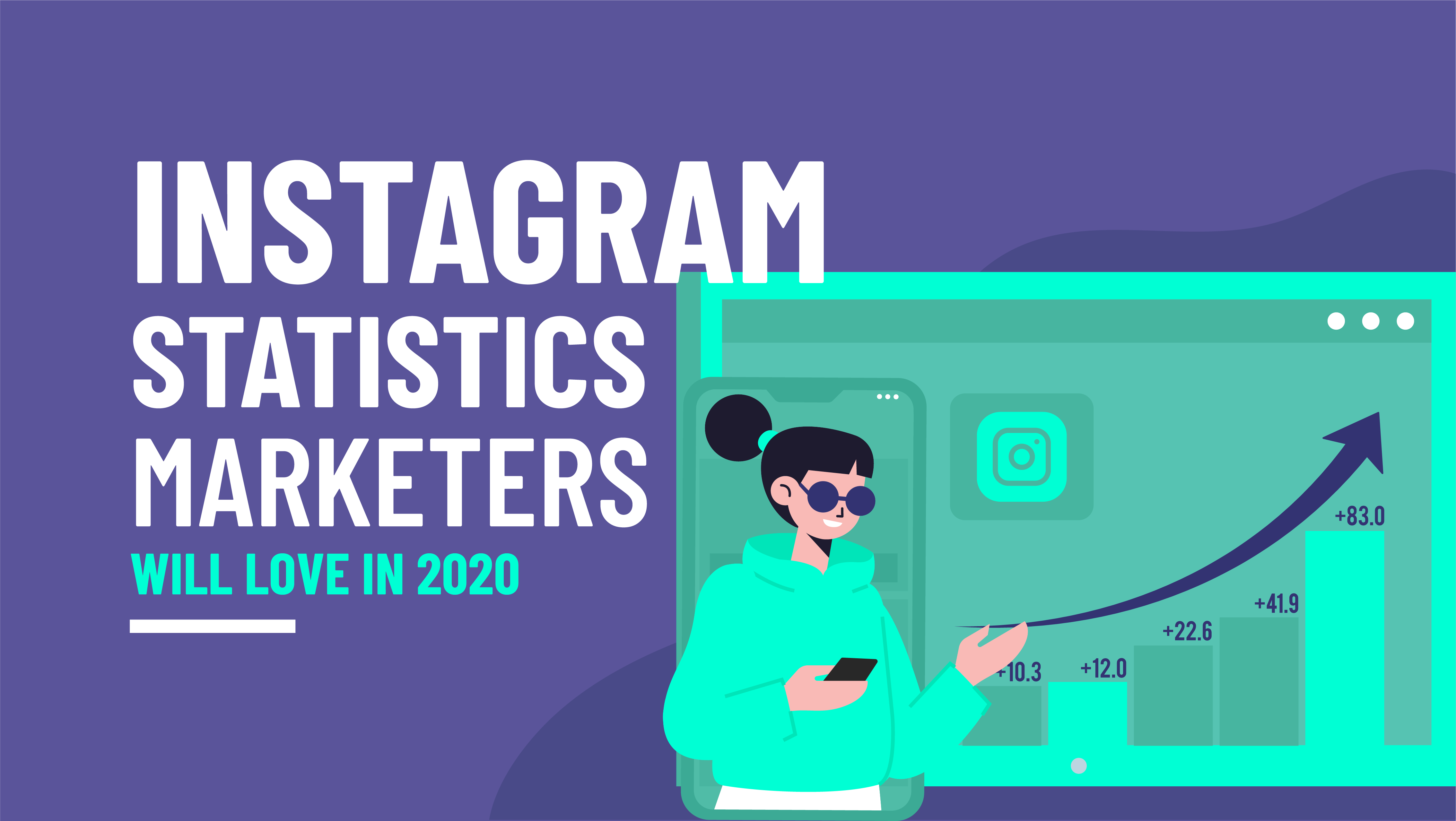 50+ Instagram Statistics Marketers Will Love in 2021
