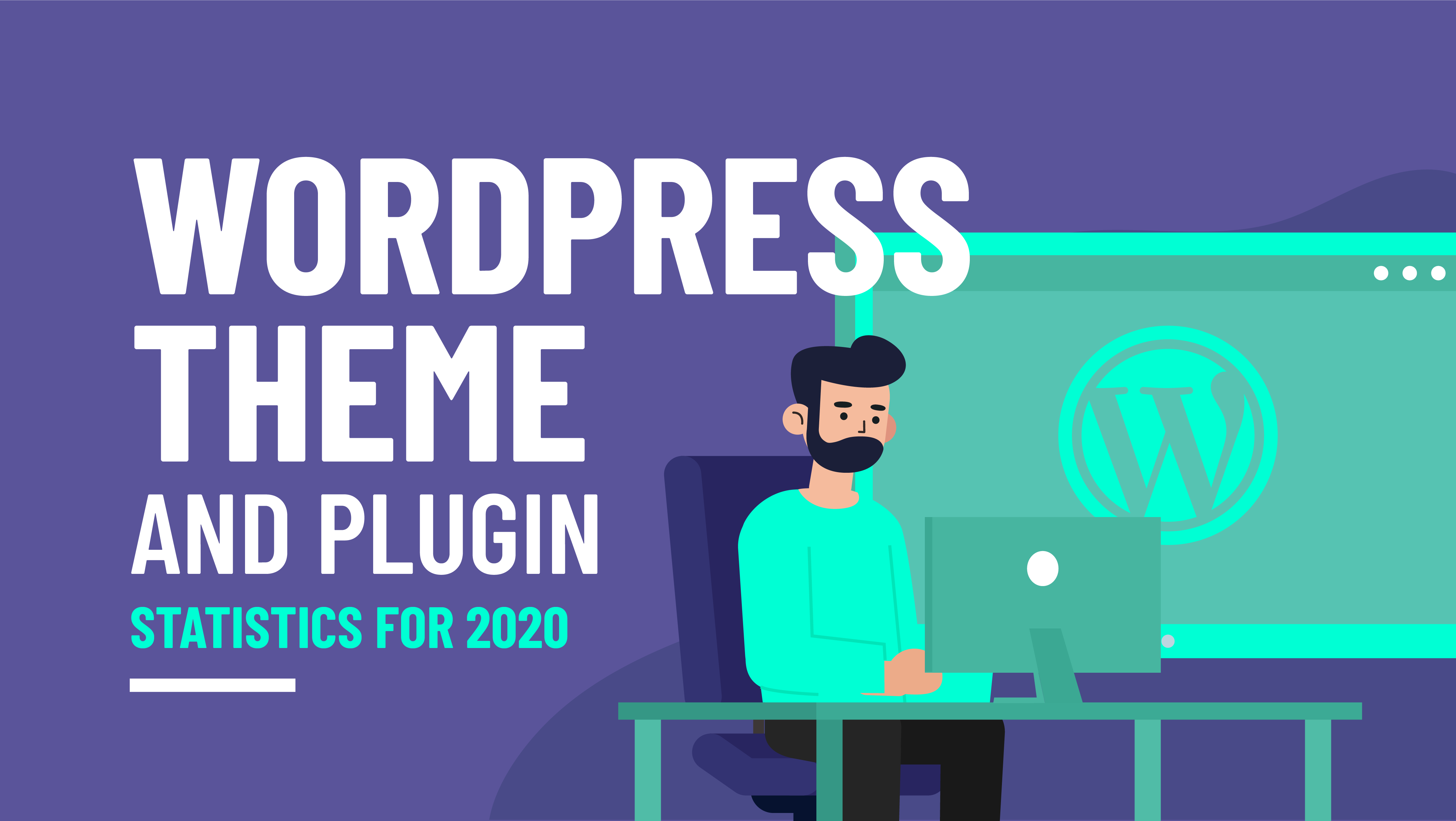 35+ Mind Blowing WordPress Theme and Plugin Statistics for 2021